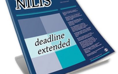 NILIS Call for applications extended until 30th September 2020