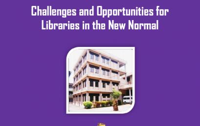 NILIS Research Symposium 2020 Proceedings